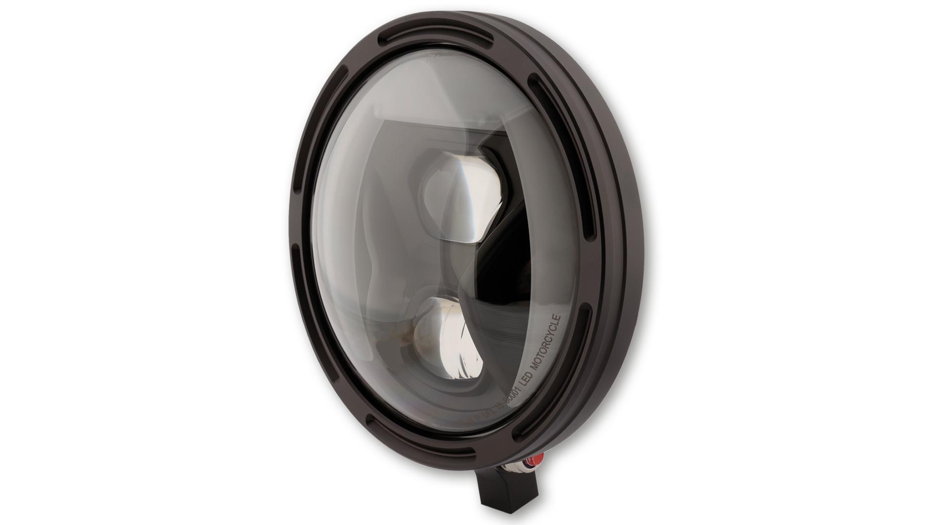 highsider Faro principal LED de 7 pulgadas FRAME-R1 tipo 8
